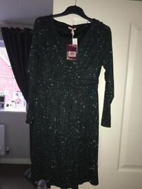 Gorgeous joe brown dress size 12