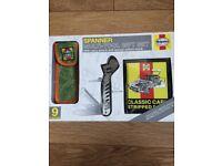 Haynes spanner multi-tool gift set