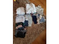 Boys bundle up to 1 month