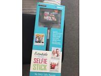 Brand new selfie stick