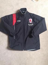 Middlesbrough football training jacket