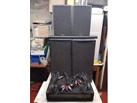 Mcgregor mytek 210 system for sale along with McGreogor ss1300 amp