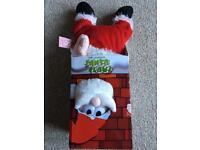 The Laughing Santa Claus Christmas Toy