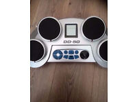 Digital Drum with Lighting guide and game system DD 50
