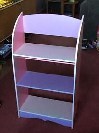 Childs bookshelf/unit