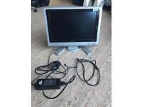 17 inch wide screen digital TV - Wharfdale