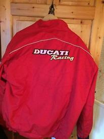 Ducati motorbike jacket