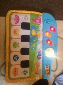 Baby piano 🎶