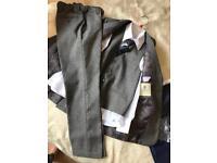 Boys 6 piece suit