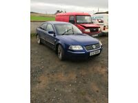 Passats and A4 for breaking golf Bora Skoda 130 100 bhp engine gearbox turbo 5x112 highline siroccos