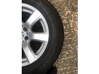 BMW wheels and tyres 245/55/17