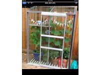Lean to Greenhouse 4x2**reserved**