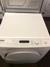 MIELE CONDENSER TUMBLE DRYER WITH GENUINE GUARANTEE