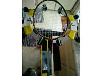 Badminton racket restring services