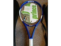 Tennis racquet(s) - PRINCE racquets with cases (never used)
