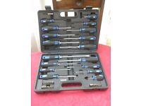 KS Tools 159.0100 Screwdriver & Bit Set