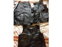 Real Leather Clothing