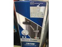 Triton electric shower new 9.5 kw