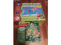 Orchard toys in poole dorset toys for sale gumtree orchard toys world map jigsaw happy puzzle jigsaw gumiabroncs Image collections