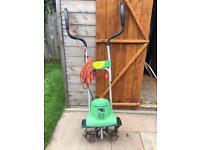 Electric Garden Rotavator