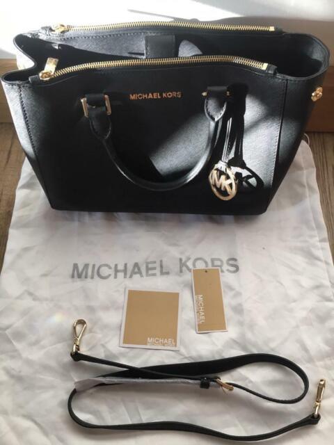 Michael Kors black bag genuine | in Ashford, Surrey | Gumtree