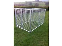 Dog run/pen/puppy pen/mesh panels/caravan pen