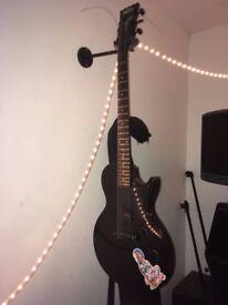 Black Electric guitar Vintage model