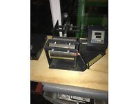 Sublimation printing business heat press printer