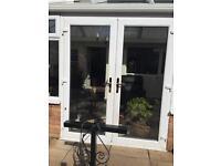 UPVC French Patio Doors