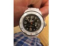 Ice original watch in white