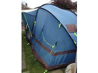 4 Man Tent Suncamp Platinum Evolution 400 plus,