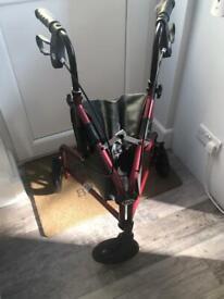 3wheel mobility Walker
