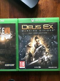 Deuces ex mankind nd divided day one edition
