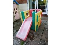 Little Tikes kids outdoor slide