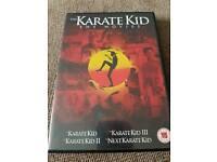 The Karate Kid Movies