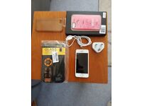 Apple I Phone se 16gb rose gold open to all networks