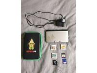 Nintendo 3DS XL - 7 Games