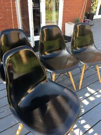 Eiffel style chairs
