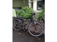 Womens Hybrid Bike Kona Smoke Small