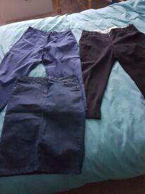 Ladies clothes bundle size 14-16