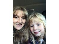 Childcare/family help/babysitting