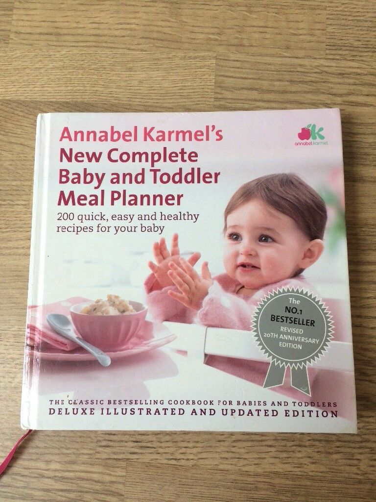 Annabel karmel baby recipe book in sutton coldfield west midlands annabel karmel baby recipe book forumfinder Choice Image