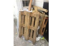 Free Pallets / Scrap Wood