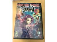 Monster High DVD haunted
