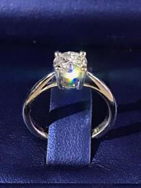 1.00CTTW Diamond Ring