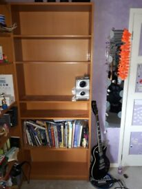 Ikea Billy bookcase lightly used