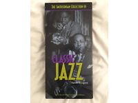 USED The Smithsonian Collection of Classic Jazz 5CDs