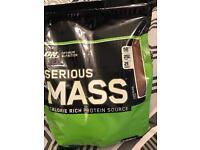 Optimum Nutrition Mass Gainer Whey Protein 5.45Kg