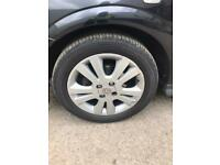 "Vauxhall Astra Alloy wheel. Inc tyre. 16""."