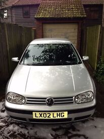 VW 1.6 GOLF SE FOR SALE